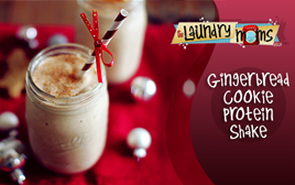 Day 4 Gingerbread Cookie Protein Shake Recipes — Dishmaps