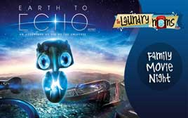 "Family Movie Night- ""Earth To Echo"""