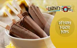 Dreamy Fudge Pops