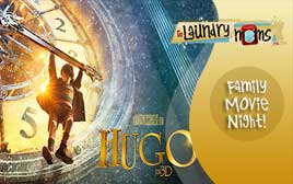 "Family Movie Night – ""Hugo"""