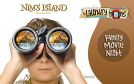 """Family Movie Night – """"Nim's Island"""""""