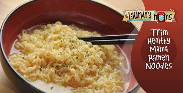 Trim Healthy Mama Ramen Noodles | The Laundry Moms