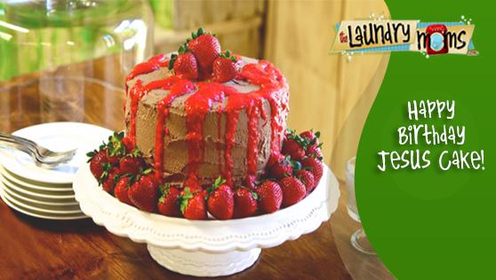 Recipe for jesus cake