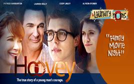 Family Movie Night-Hoovey