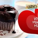 Volcano Mud Slide Muffin