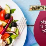 My Salad is Greek to Me!