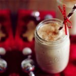Gingerbread Cookie Protein Shake