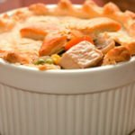 Mini Turkey Pot Pie's