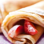 Sweet Sprouted Crepes