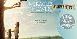 Holly on Hollywood-Miracles From Heaven DVD