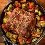 Scrumptious Slimming Roast