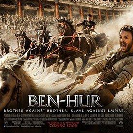 Holly On Hollywood-Ben Hur