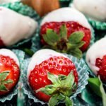 Greek Yogurt Covered Berries