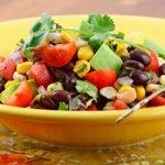 Bean and Chicken Salad