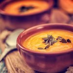 Pumpkin Soup Delight