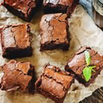 Peppermint Brownie Bliss