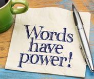 Word Power, Not Will Power!