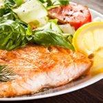 Lemony Dill Salmon
