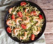 Tahini Cucumber Salad