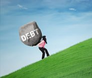 Is Debt Making You Fat