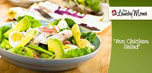 Avo Chicken Salad