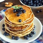 Best Low Carb Pancakes Eva