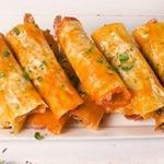 Tasty Chicken Taquitos