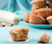 Carrot Cake Breakfast Muffins