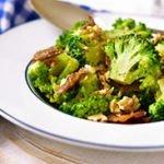 Broccoli Bacon Salad, Oh MY!
